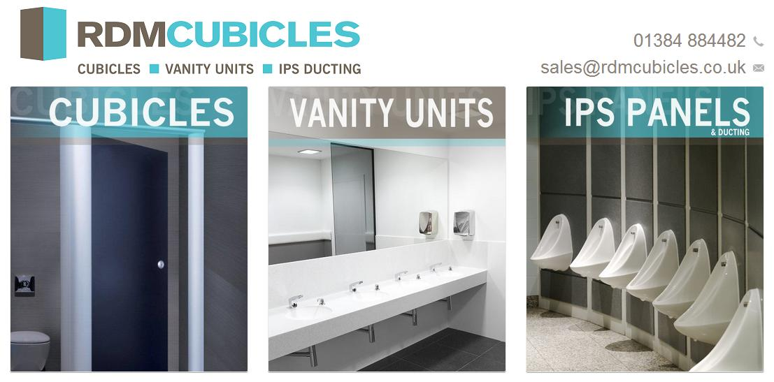 washroom Cubicle systems uk