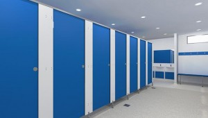 Shower and Changing room cubicles uk
