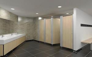 Aluminium framed cubicle systems