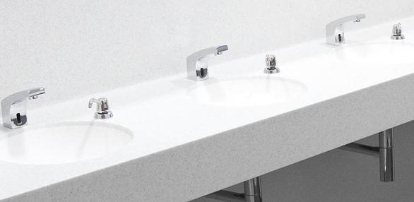 UK washroom vanity units