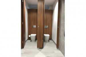 toilet cubicles for office blocks