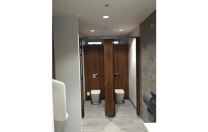 washroom toilet cubicles for offices