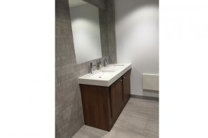 Vanity Units for office washrooms