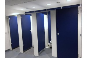 Toilet Cubicles For Leisure Centres